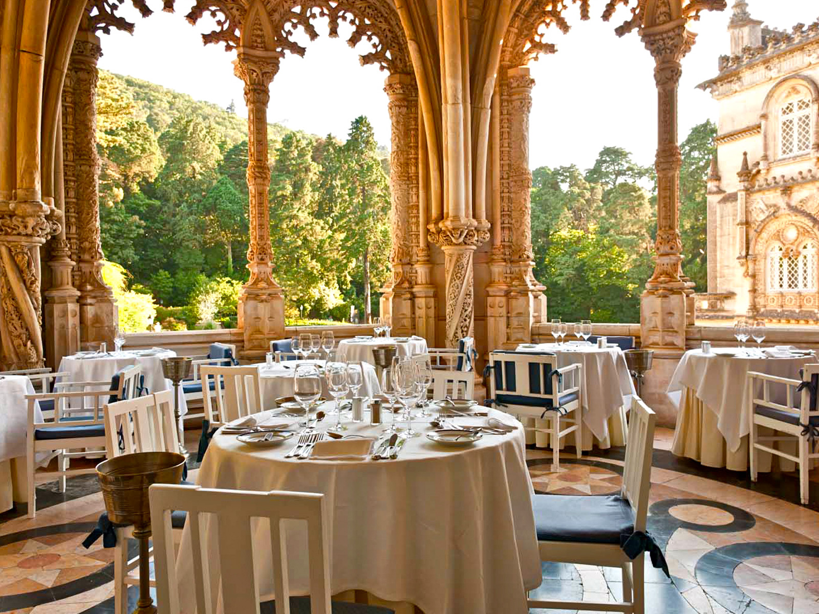 Restaurante - Palace Hotel do Bussaco *****