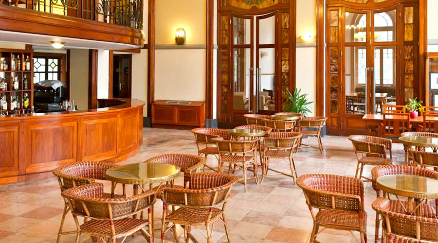 Bar do Lobby - Curia Palace Hotel ****