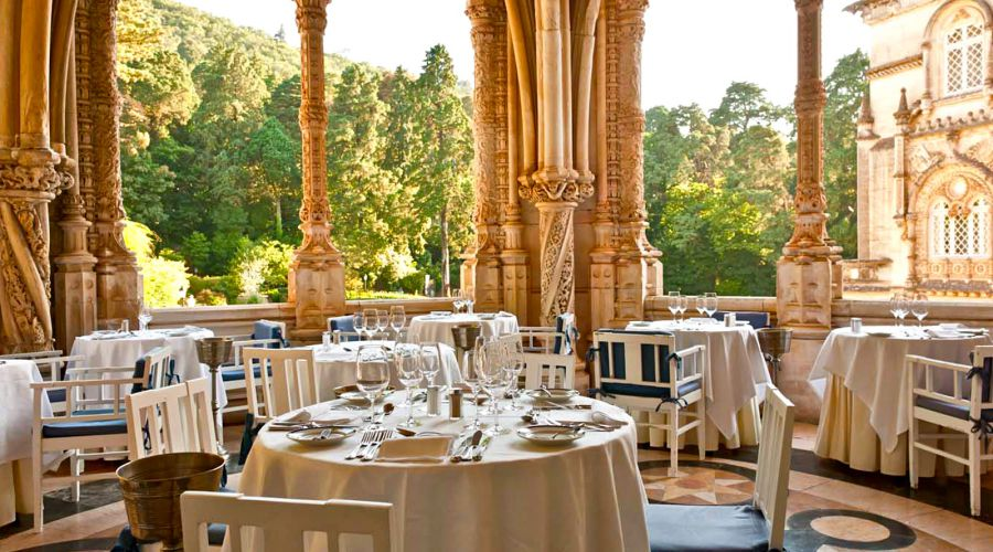 The Royal Restaurant - Palace Hotel do Bussaco *****