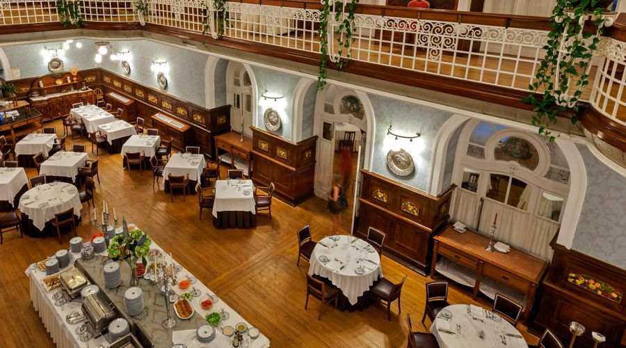 Restaurant - Curia Palace Hotel ****