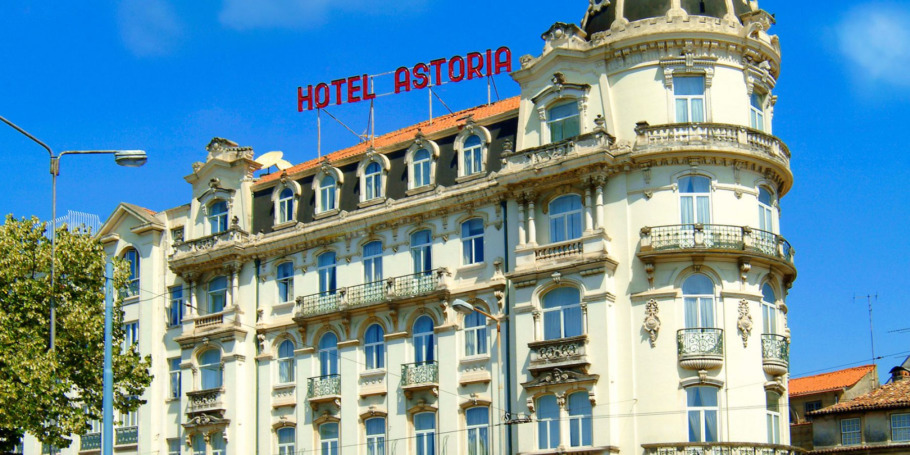 Hotel ast ria alexandre almeida hotels for Sites hotel