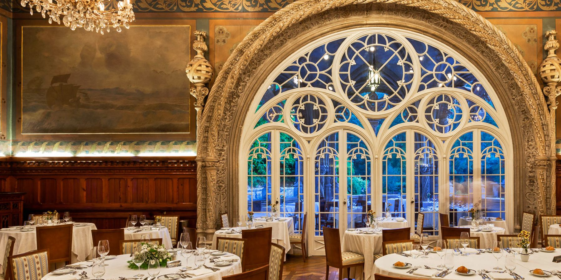 Restaurant - Palace Hotel do Bussaco *****