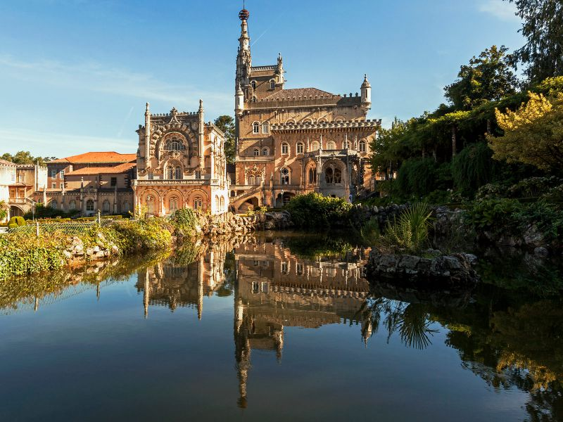 Palace Hotel do Bussaco ***** - Alexandre Almeida Hotels
