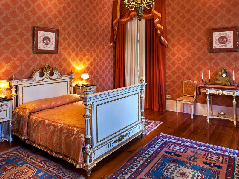 The Royal Suite - Palace Hotel do Bussaco *****
